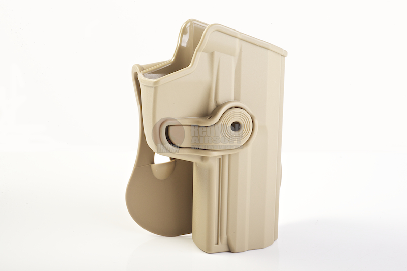 IMI Defense Roto / Retention Paddle Holster for H&K USP Full Size .40 - TANIMI Defense