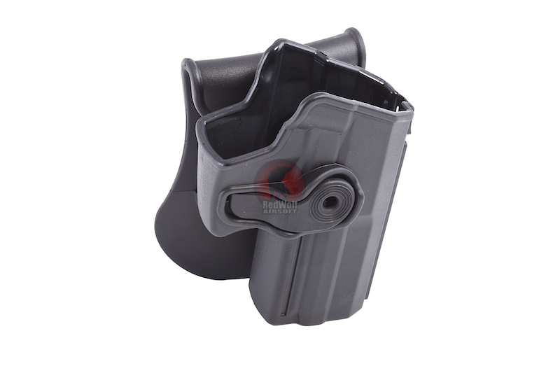 IMI Defense Roto / Retention Paddle Holster for H&K USP Compact