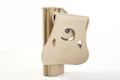 IMI Defense Roto / Retention Paddle Holster for Springfield XD / XDM - TAN
