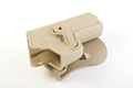 IMI Defense Roto / Retention Paddle Holster for H&K USP Full Size .45 - TAN