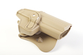 IMI Defense Roto / Retention Paddle Holster for HK45 / 45C - TAN