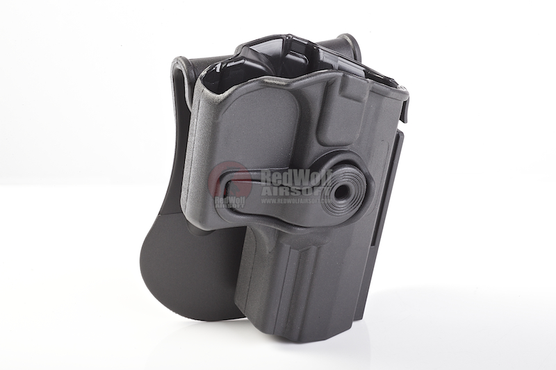 IMI Defense Roto / Retention Paddle Holster for Walther PPQ