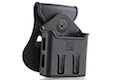 IMI Defense M4/M16 5.56mm Single Pouch Magazine - BK