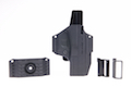 IMI Defense Z8017 MORF X3 Polymer Holster for Glock 17 - Black
