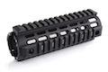 IMI Defense Aluminium Quad Rail Carbine Drop In for M4 / M16 Series - BK <font color=red>(HOLIDAY SALE)</font>