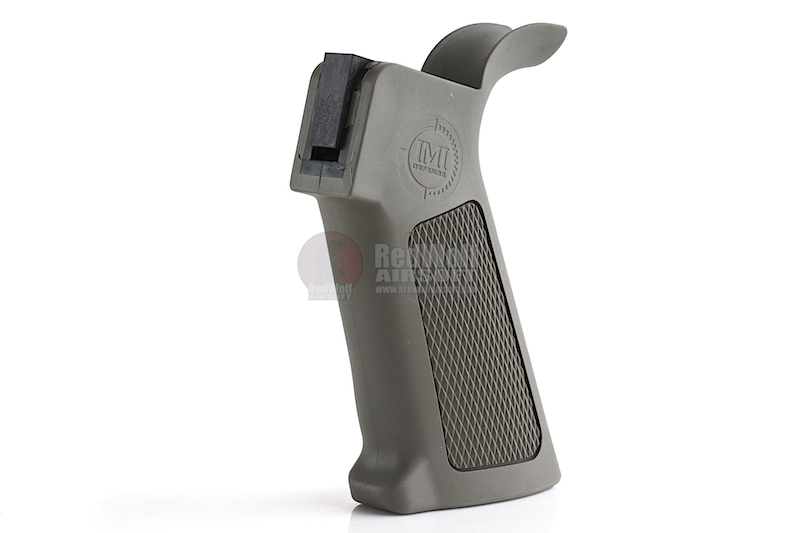 IMI Defense M4 Overmolded Pistol Grip for M4 GBB Series - OD <font color=yellow>(Clearance)</font>