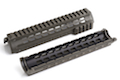 IMI Defense MRS-M Polymer Modular Rail System Mid Length for M4 / M16 Series - OD <font color=yellow>(Clearance)</font>