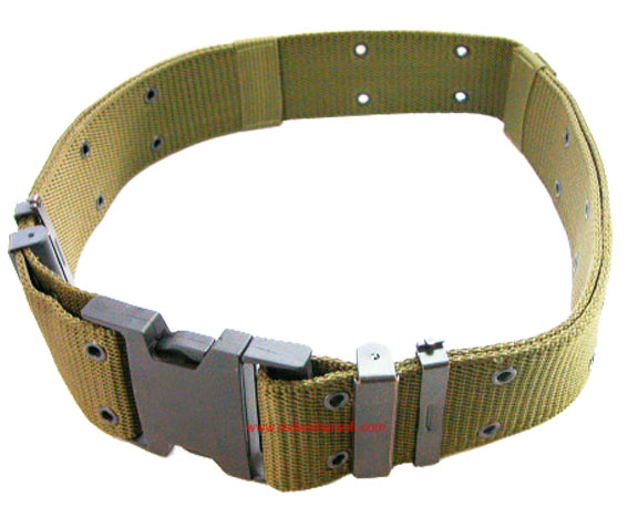Military Utility Belt (OD) <font color=yellow>(Clearance)</font>