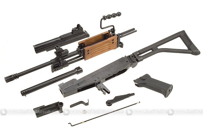 Inokatsu Galil-ARM Conversion Kit for Marui AK47 (Limited Edition)