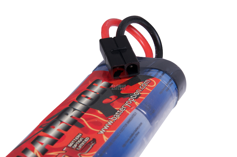 Intellect 8.4v 4200mAh High-Cap 7 Cells Large Battery  <font color=red>(HOLIDAY SALE)</font>