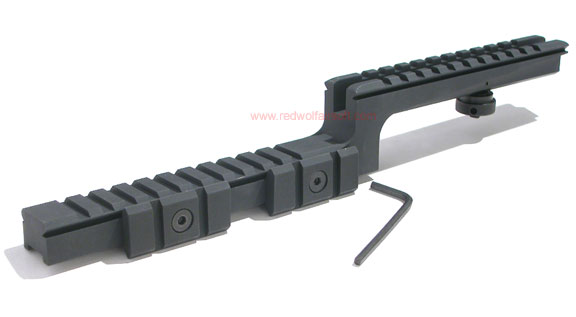 G&P M16A2 Z Type Rail Mount Base <font color=red>(HOLIDAY SALE)</font>
