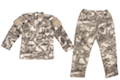 James Weekend Warrior AT Camo Combat Uniform (XL Size) <font color=yellow>(Clearance)</font>