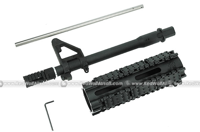 JBU F8R CQB Commando Conversion Kit for M4 Series