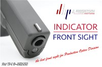 JL progression INDICATOR Front Sight for Tokyo Marui G Series