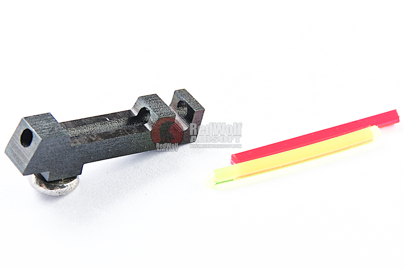 JL Progression PERFECT-DOT Fiber Optic Front Sight (1.5mm) for Tokyo Marui G Series