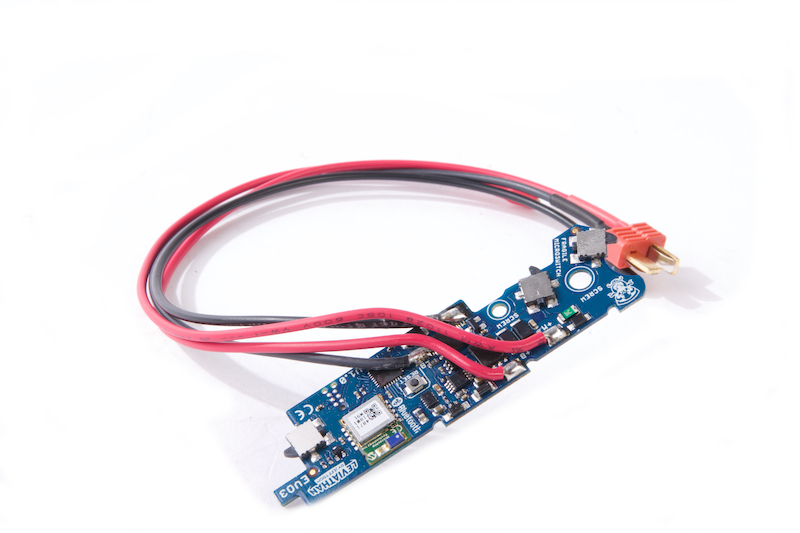 JeffTron Leviathan Drop-In Programmable Mosfet Module for ASG CZ Scorpion EVO3 AEG