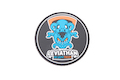 JeffTron Leviathan 3D PVC Patch