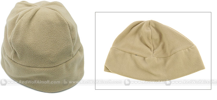 King Arms Low Profile Fleece Cap (Tan)