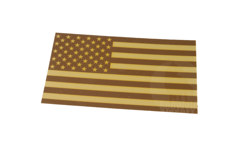 King Arms IFF US Flag (Tan / Small)