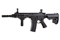King Arms 7 inch M.R.S. Tactical M4 Elite  <font color='red'>(Blowout Sale)</font>