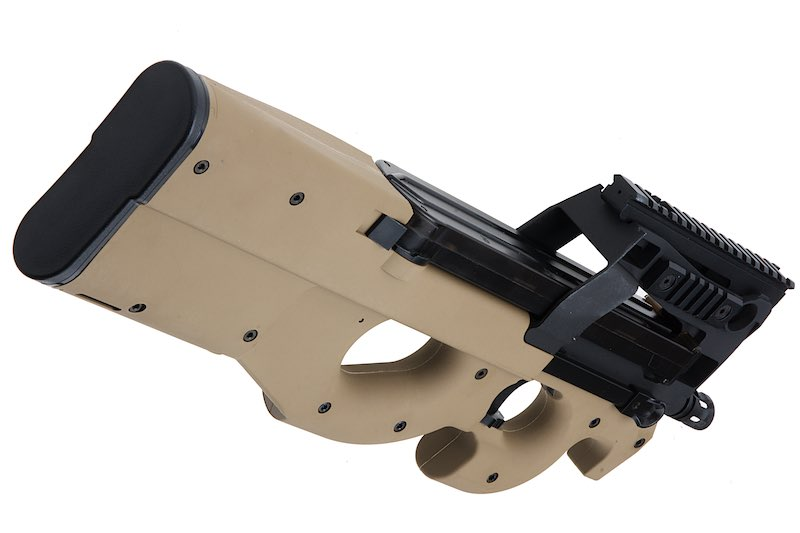 King Arms Fn P90 Tactical De Buy Airsoft Aeg Aep Online From