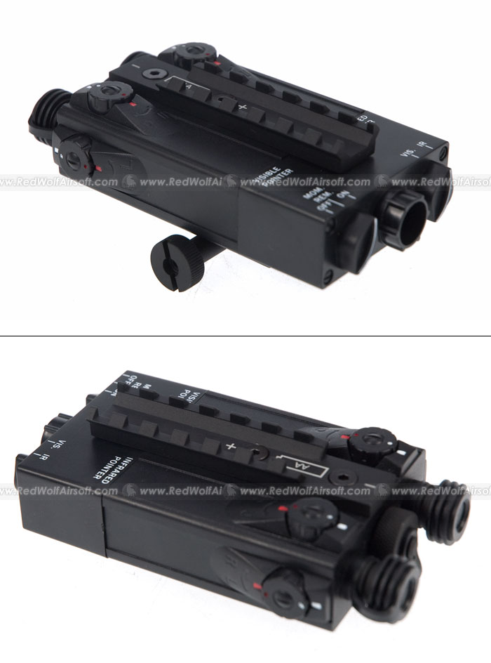 King Arms DBAL-I Battery Case