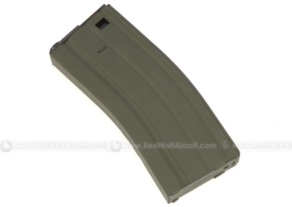 King Arms 68 rds Magazine for M16/M4 Series ( OD ) <font color = red> <(Clearance) </font>