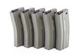 King Arms M16 68rds Magazine w/ Marking (5pcs/Set) - OD