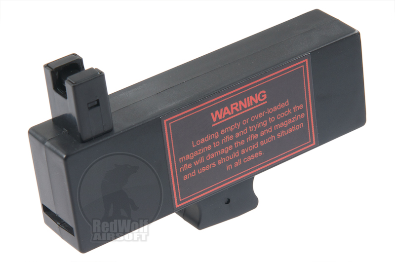 King Arms Blaser R93 LRS1 50 Rounds Magazine
