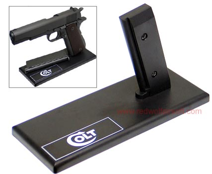 King Arms Display Stand for Pistol -1911