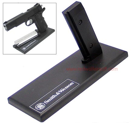 King Arms Display Stand for Pistol -1911/ Smith & Wesson