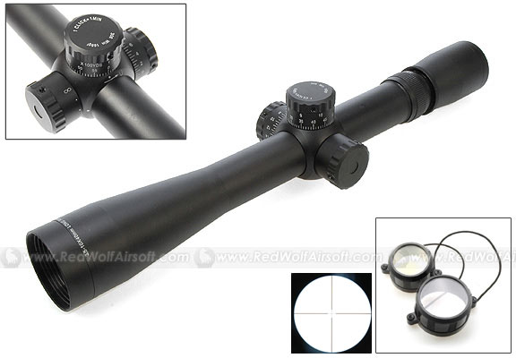 King Arms 3.5-10x40 M3 Scope