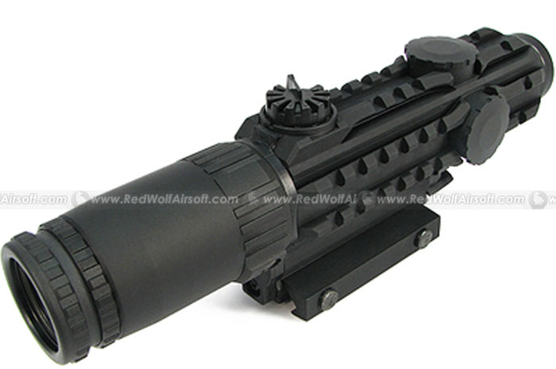 King Arms 3X Tactical Scope
