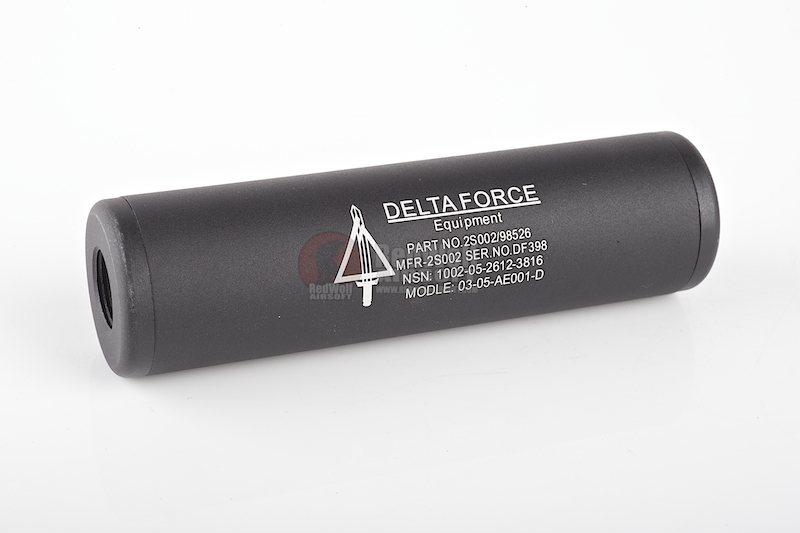 King Arms Delta Force Silencer