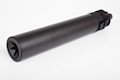 King Arms Power Up Carbon Fiber Silencer for KSC / KWA MP7 <font color=red>(Clearance)</font>