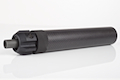 King Arms Power Up Carbon Fiber Silencer for KSC / KWA MP7