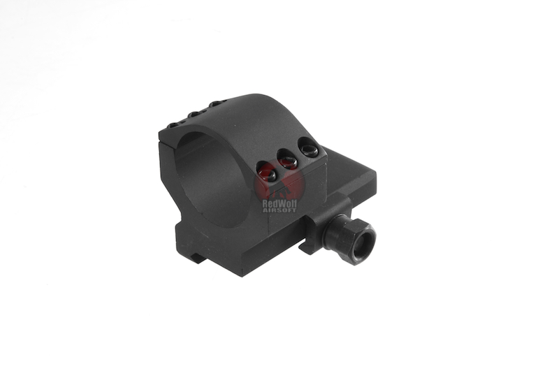 King Arms Quick Release L Shaped Mount for 30mm Scope <font color=red> (Clearance) </font>