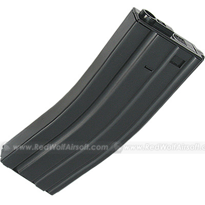King Arms 450rds Mag for Tokyo Marui M16 Series (Black)  <font color=red>(HOLIDAY SALE)</font>