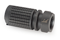 Knight's Armament Airsoft (Madbull) Triple-Tap Compensator / Flash Hider (CCW / 14mm-)