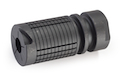 Knight's Armament Airsoft (Madbull) Triple-Tap Compensator / Flash Hider (CW / 14mm+)