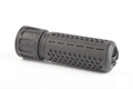 Knight's Armament Airsoft (Madbull) 556 QDC / CQB Airsoft Suppressor w/ Quick Detach Function (14mm CCW) - BK