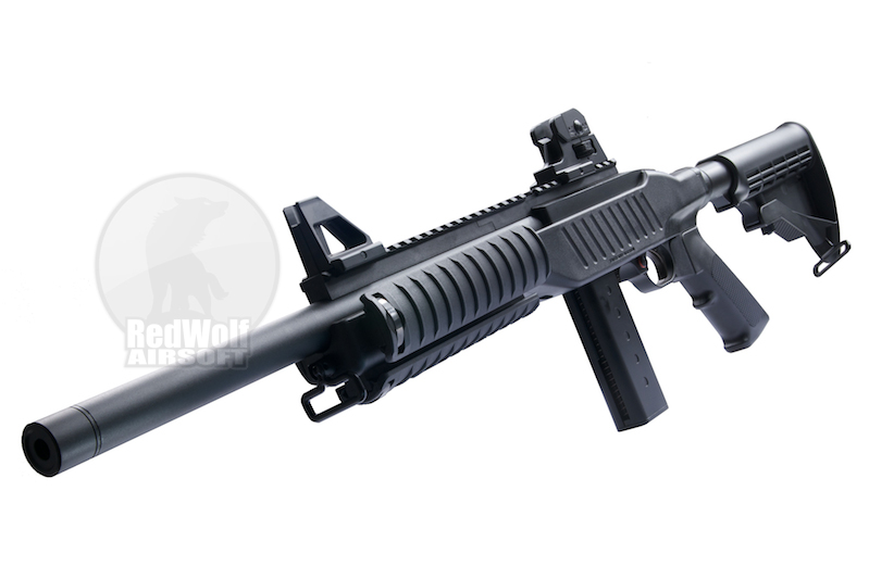 KJ Works 10/22 Gas Blowback Carbine (Long Magazine Version)<font color=red> (Clearance)</font>