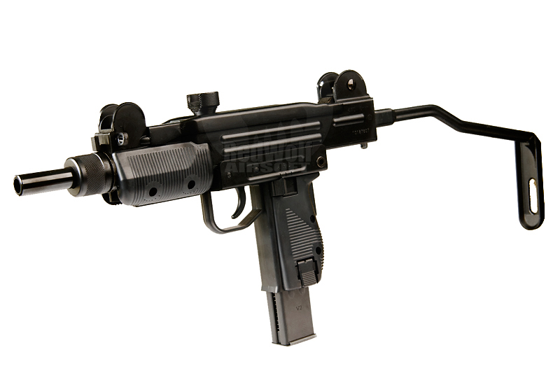 KWC Mini Uzi CO2 Blowback SMG