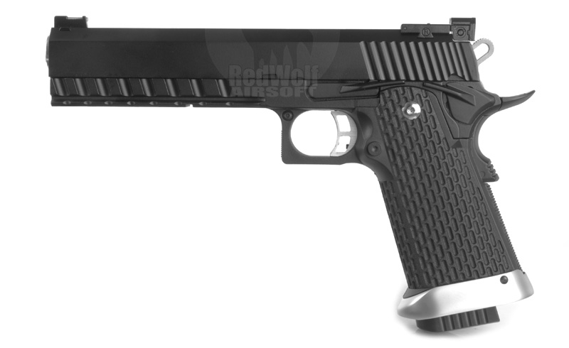 KJ Works KP-06 Hi-Capa (Metal / Black / Gas + CO2)