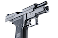KJ Works Model P229R KP-02 (Full Metal, Railed Frame)