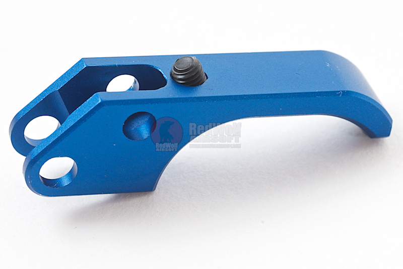 KJ Works ALU SAO Trigger for CZ SP-01 Shadow - Blue