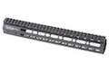 ARES Octarms 12 Inch Tactical Keymod System Handguard Set (Black)