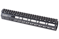ARES Octarms 10 Inch Tactical Keymod System Handguard Set (Black)