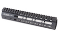 ARES Octarms 9 Inch Tactical Keymod System Handguard Set (Black)