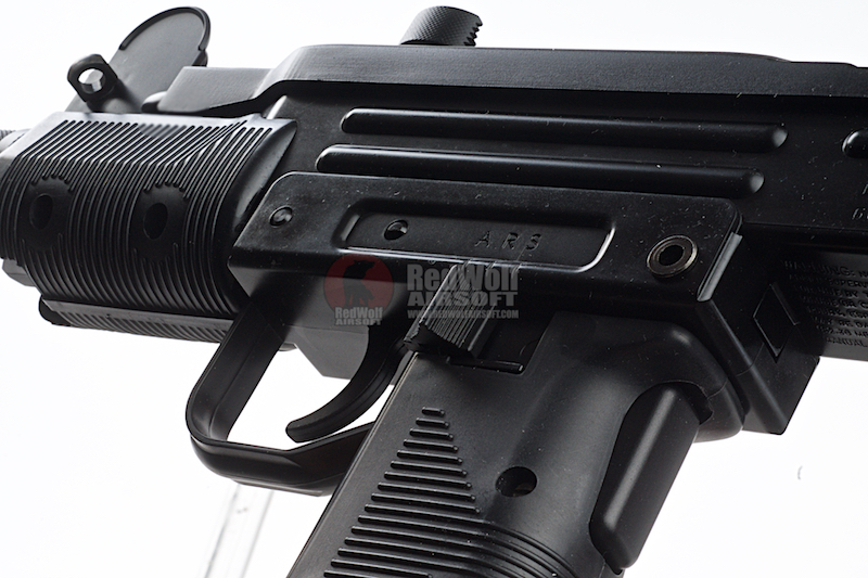 KWC Mini Uzi CO2 Blowback 4 5mm SMG Air Gun